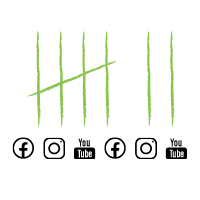 Kontaktpunkte in den Sozialen Medien